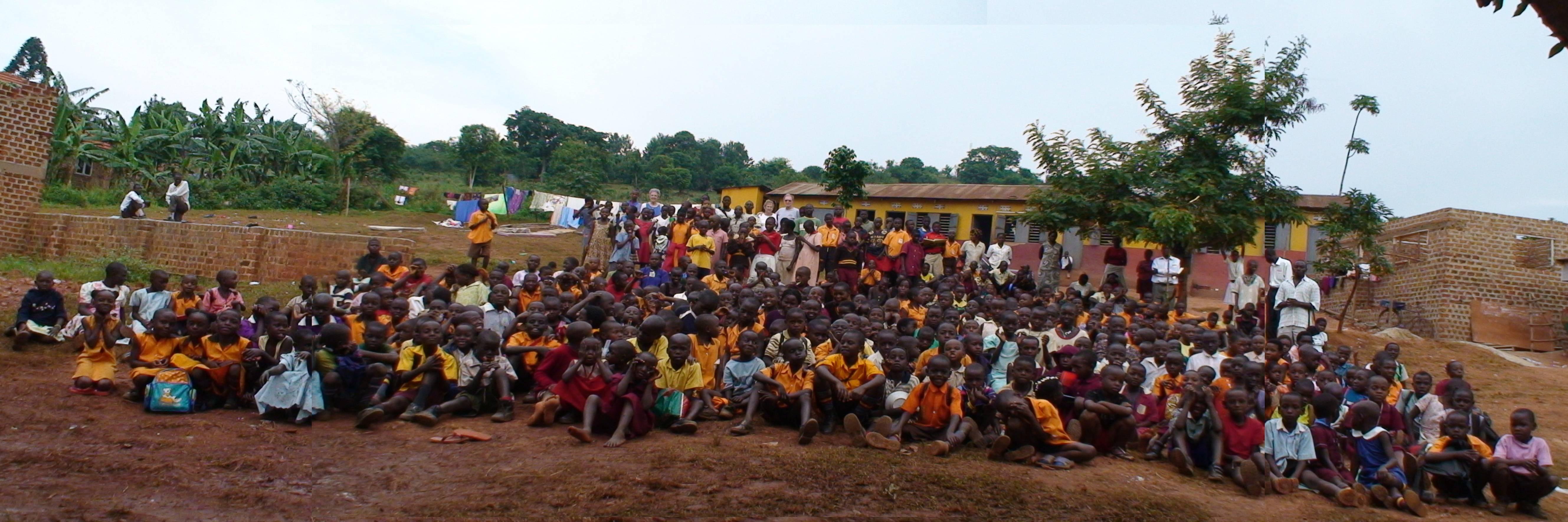 Mitumba School Children